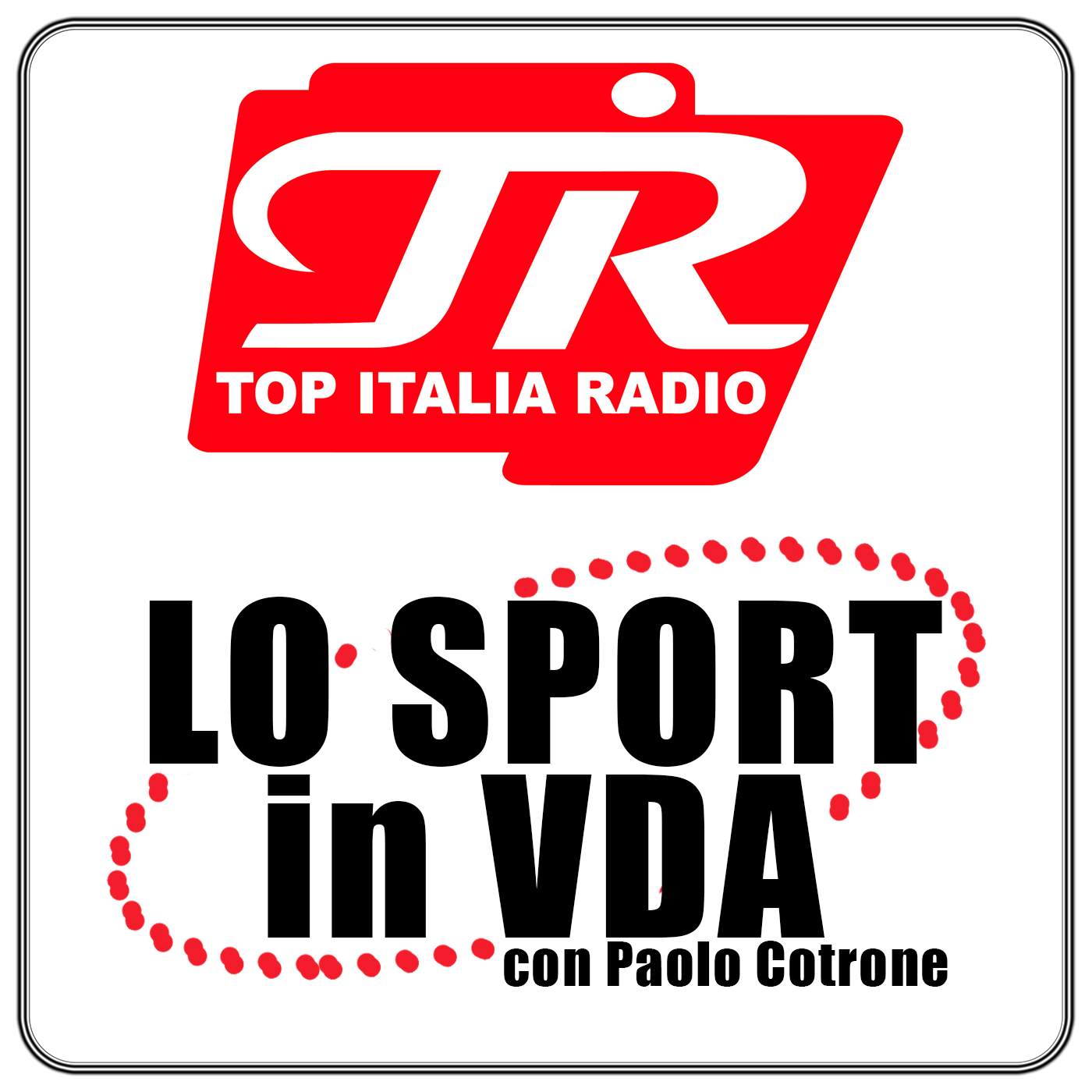 TOP ITALIA RADIO - LO SPORT IN VDA